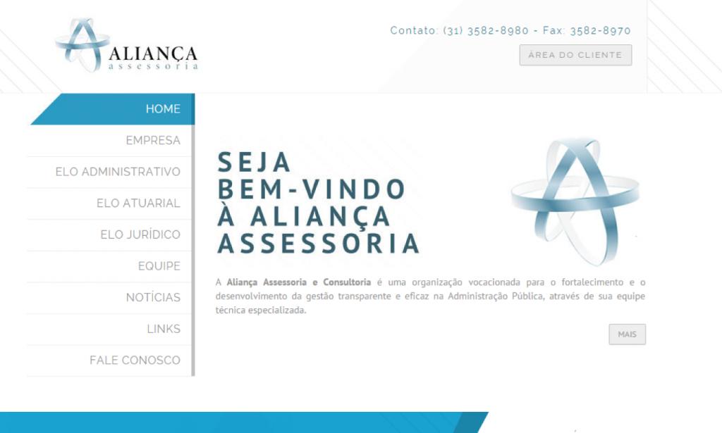 Imagem Portfólio Aliança Assessoria