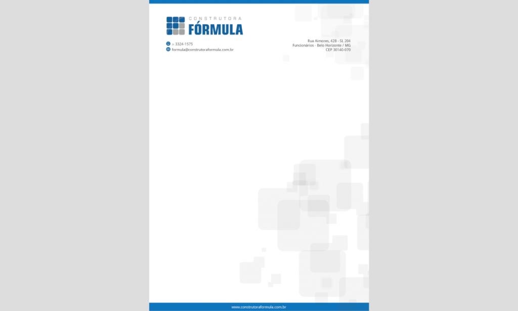 Imagem Portfólio Construtora Fórmula
