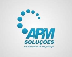 Logotipo APM Soluções