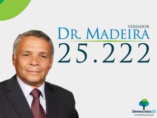 Candidato a Vereador pela Cidade de Belo Horizonte Dr. Madeira