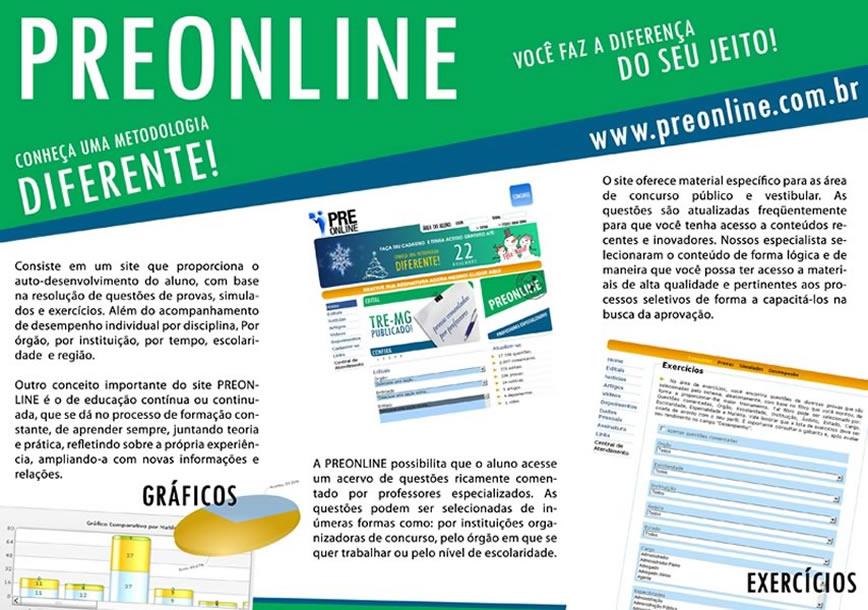 Imagem Portfólio Pré Online