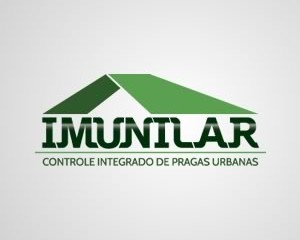 Logotipo Imunilar Dedetização