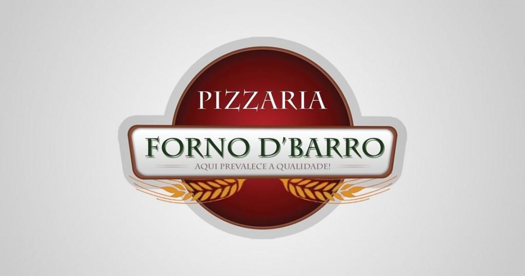 Imagem Portfólio Pizzaria Forno D'Barro