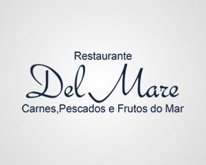 Logotipo Restaurante Del Mare