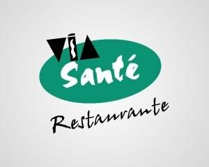 Logotipo Restaurante Via Santé