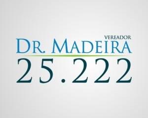 Candidato a Vereador por Belo Horizonte Dr. Madeira
