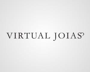 Logotipo Virtual Joias