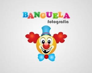 Logotipo banguela fotografia