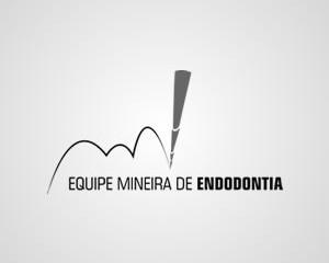 Logotipo equipe mineira de endodontia