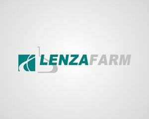 logomarca lenza farm