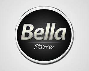logotipo bella store