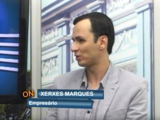 Entrevista com Xerxes Marques Sobre o Empreendedorimo em Tempos de Crise - Oeste Notícias