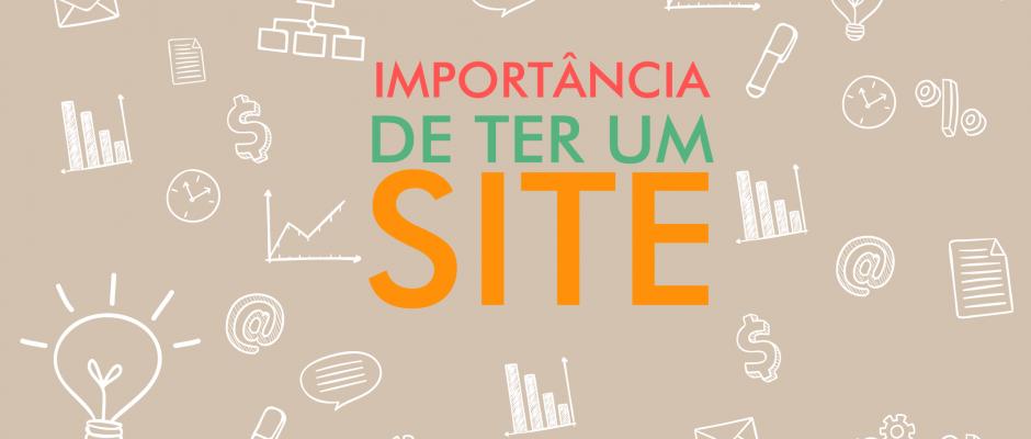 importancia de ter site - imagem destaque